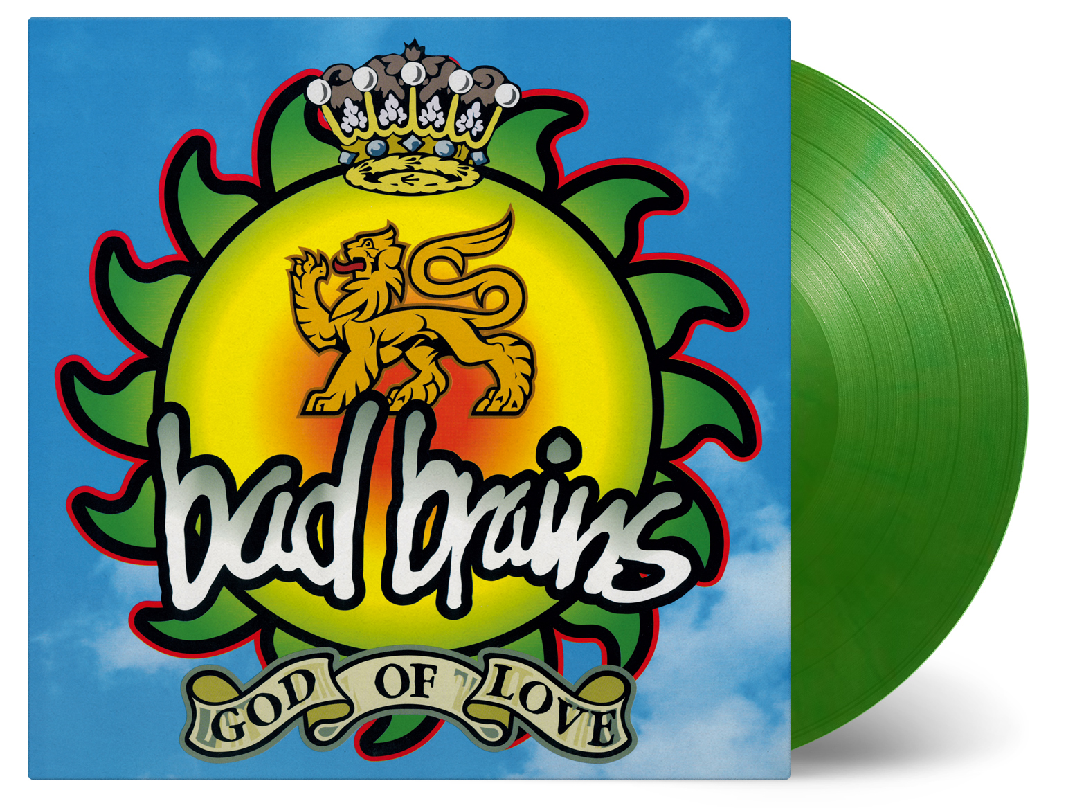 Bad Brains God Of Love Coloured Vinyl Kay S Odyssey